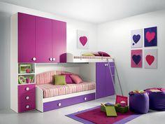 Cameretta Camilla | Camerette Bambino | Pinterest | Bedroom ...