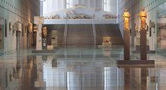le nouveau musée de l'acropole   Arrête ton char
