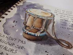 BB-Aquarelle: Aquarelle musicale / Musical watercolor