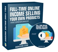 Full-Time Online Income Selling Your Own Products Video Series Graphic Design Tools, Tool Design, Online Grammar Checker, Entrepreneur, Make Tutorial, Bookmark This Page, Online Income, Create Website, Selling Online