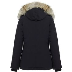 Canada Goose Montebello Parka ($1,070) ❤ liked on Polyvore