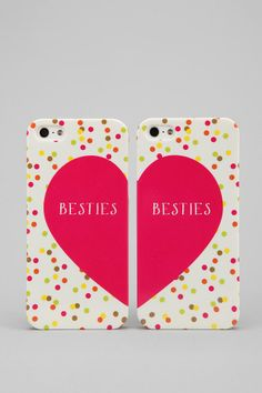Besties iPhone 5/5s Case - If only we both had the same phone