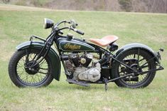 1929 Indian 101 Scout, I love vintage Indians motorcycles