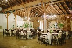 Barn Wedding Venue Ideas... This is at Fearrington House in North Carolina... We did the stationery for this wedding.
