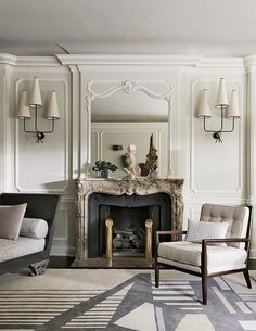 french modernism interiors - Google Search