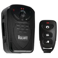 Vigilante Compact & Portable Wireless HD Body Camera