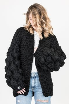 Designer Knitting Patterns, Baby Knitting Patterns, Crochet Shrug Pattern, Knit Baby Sweaters, Crochet Clothes, Knitwear, Casual Outfits, Fur Coat, Jackets