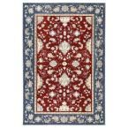Cameron Garnet (Red) 5 ft. 3 in. x 7 ft. 10 in. Area Rug