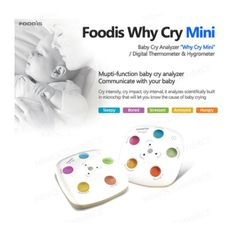 WhyCry Mini Baby Cry Analyzer / Sleepy+Stressed+Hungry+Annoyed+Bored ILDONGFOODIS,http://www.amazon.com/dp/B00IALBAD2/ref=cm_sw_r_pi_dp_OllGtb1AVRK374DP