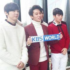 KBS WORLD TV INSTAGRAM #틴탑 호ㅑ아ㅏㅏㅏㅏ http://instagram.com/p/wySav4BUp3/