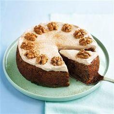 Spiced apple sauce cake Recipe | delicious. Magazine free recipes