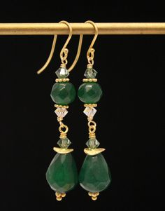 Krokade jewelry - earrings - one-of-a-kind