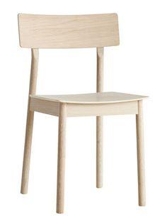 Pause Chair - Oak Soaped oak by Woud