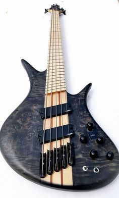 Legator Guitars 2018 multi Scale HFBX 5 string