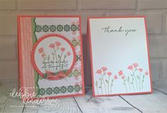 Debbie's Designs: Stamparatus Vertical & Horizontal Stamping, an Embossed Butterfly and New Videos!