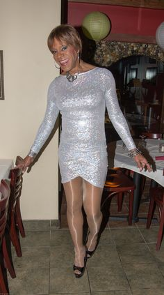 Doesn't matter! crossdressers in pantyhose galleries well