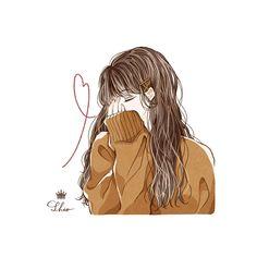 Cute Anime Girl Wallpaper, Anime Scenery Wallpaper, Cute Wallpaper Backgrounds, Cute Cartoon Wallpapers, Animes Wallpapers, Cartoon Girl Images, Cartoon Art Styles, Girl Cartoon, Cute Girl Illustration