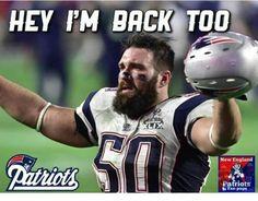 Rob Ninkovich...so glad he's back!