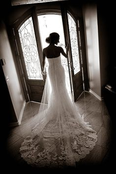 My fav of the wedding photos...