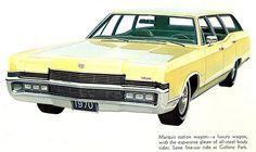 1970 Mercury Marquis Station Wagon   coconv   Flickr