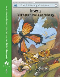 This is a complete unit from Engage NY on insects. Its a 12 day unit with a science and ELA connection with students journaling, reading, read aloud and using insect identification cards. The unit materials include all teacher and student handouts. The unit has a good amount of higher level science vocabulary.