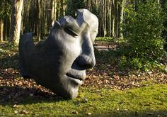 Looking for a day out in the Countryside? You could do worse than to visit the Cass Foundation at Goodwood an open air sculpture museum with life size (and over life size) exhibits in a parkland setting.