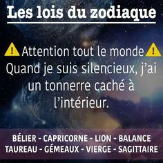 Vérité Astrology Zodiac, Astrology Signs, Zodiac Signs, Gemini, Taurus Horoscope, Horoscopes, Quote Citation, Sign Quotes, Quotations