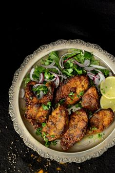 East Indian Fish Fry @thespiceadventuress.com