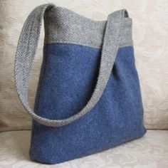 Love the style of this bag, colors are nice as well, but I also like bold colors and just basic black.  I love the recyled sweater and fulled wool stuff!!