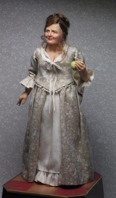 Sharon's latest doll!
