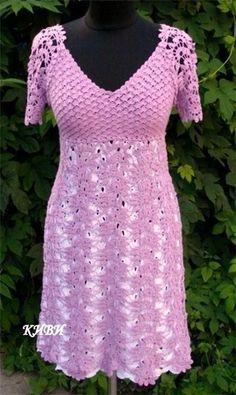 hermosos vestidos de crochet. Debate sobre LiveInternet - Servicio rusos Diarios Online