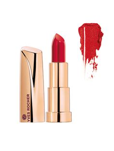 YVES ROCHER Grand Rouge Lipstick 1961 Rouge Vif   Central created by #ShoppingIS