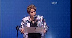'Pela saúde da democracia, temos que defendê-la contra o golpe', diz Dilma