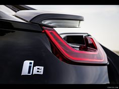 2015 BMW i8 Coupe  - Badge, 1024x768, #14 of 48