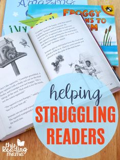 Do you teach a struggling reader? Perhaps you teach multiple. Helping struggling readers can feel like a daunting task. Here at This Reading Mama, you can find helpful articles and printables for s… Motivation For Kids, Reading Motivation, Student Motivation, Reading Comprehension Strategies, Reading Resources, Reading Fluency, Teaching Strategies, Reading Help, Teaching Reading