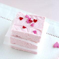 Strawberry Fudge Recipe | Key Ingredient