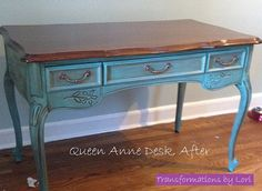 GALLERY LISTING  Queen Anne Style by TransformationbyLori on Etsy
