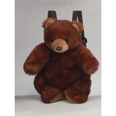 Teddy Bear Backpacks, when they first came out.