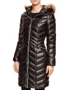 Marc New York Long Puffer Coat - 100% Bloomingdale's Exclusive   Bloomingdale's