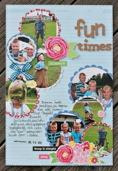 Lots of photos on American Crafts by Carina Lindholm