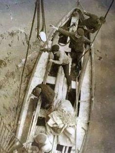 Cómo se encontró y qué había en el último bote salvavidas del Titanic