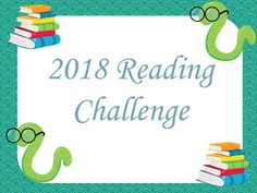 Linz The Bookworm: 2018 Reading Challenge