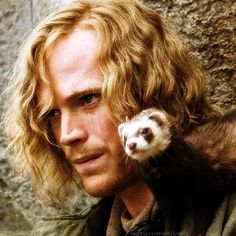 Paul Bettany (Dustfinger)  Gwin - Inkheart directed by Iain Softley (2008) #CorneliaFunke