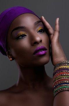 #makeupfordarkskin #makeupforblackwomen