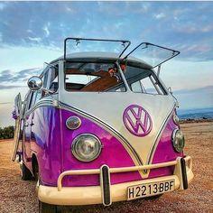 volkswagen classic cars inc Volkswagen Bus, Vw T1, Vw Camper, Campers, Combi T1, Busse, Vintage Vans, Transport, Retro Cars