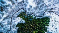 Dronestagram organiseerde dit jaar voor de derde keer de International Drone Photography Contest. Meer dan 6.000 foto's van professionele fotografen en amateurs streden om de hoofdprijs. Dit zijn de winnende foto's.