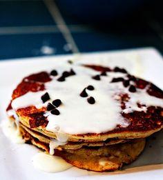 Cookie Dough Pancakes
