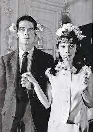 James Garner & Audrey Hepburn. Love this pic.