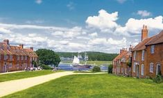 Buckler's Hard, New Forest: 'A calm backwater but in a good way' – review | Travel | The Guardian