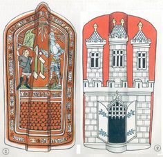 Medieval Shields, Hand To Hand Combat, Shield Design, Medieval Knight, European History, Coat Of Arms, Middle Ages, Badge, Museum